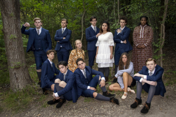 Photo Flash: Outcry Theatre's SPRING'S AWAKENING Opens July 6