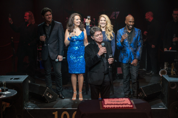 Photo Flash: The Cocktail Cabaret Celebrates 100 Shows At Caesars Palace Cleopatra's Barge
