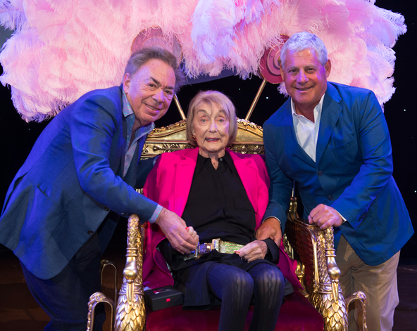 Director and Choreographer Dame Gillian Lynne Passes Away at 92