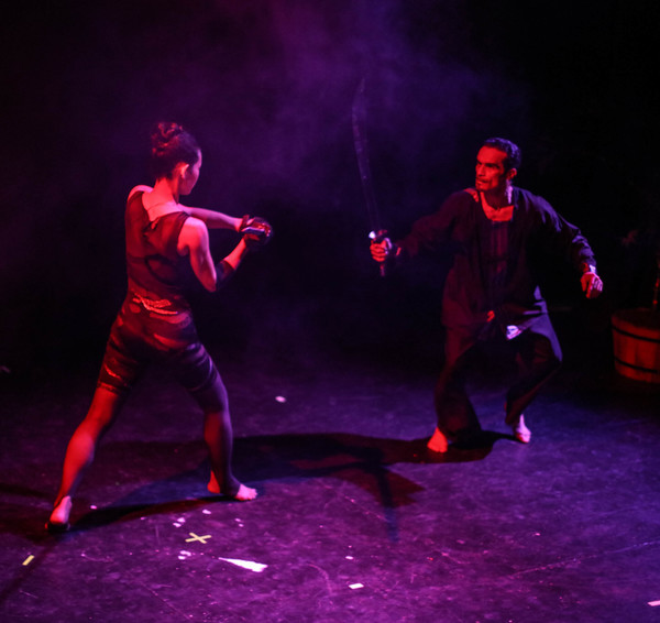BWW Review: Ninja Ballet Thrills with Explosive Martial Arts and Enchanting Live Music