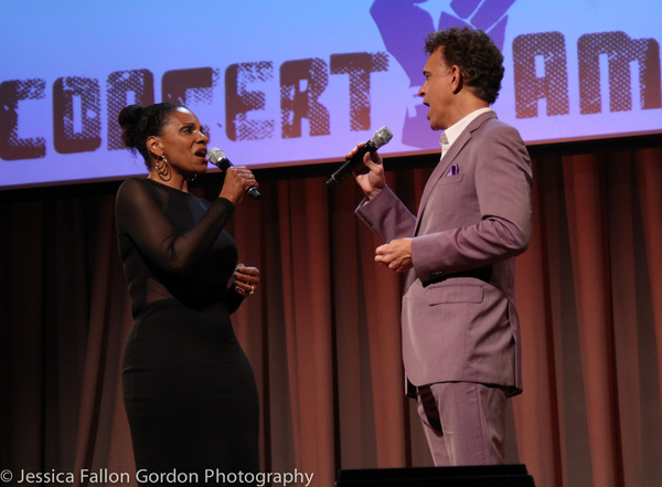 Photo Coverage: Audra McDonald, Idina Menzel, Chita Rivera & More Sing to Protect Families on the Border at Concert for America!