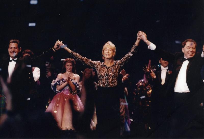 Broadway Lights Will Dim Tonight for Dame Gillian Lynne; Andrew Lloyd Webber Tributes the Legend