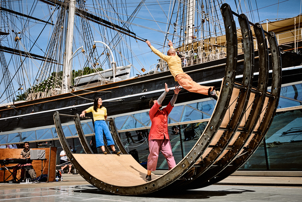 Photos: First Look at Ockham's Razor's BELLY OF THE WHALE
