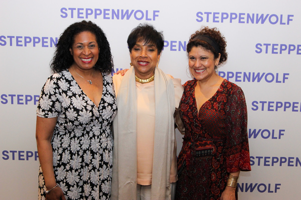 Photo Flash: Steppenwolf Celebrates Opening Night of THE ROOMMATE