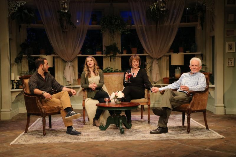 BWW Review: CLEVER LITTLE LIES at Penguin Repertory Theatre