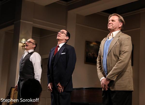 Phillip Hoffman ( Harold Arlen), David Garrison (Irving Berlin) David Rasche ( Jimmy Van Heusen)