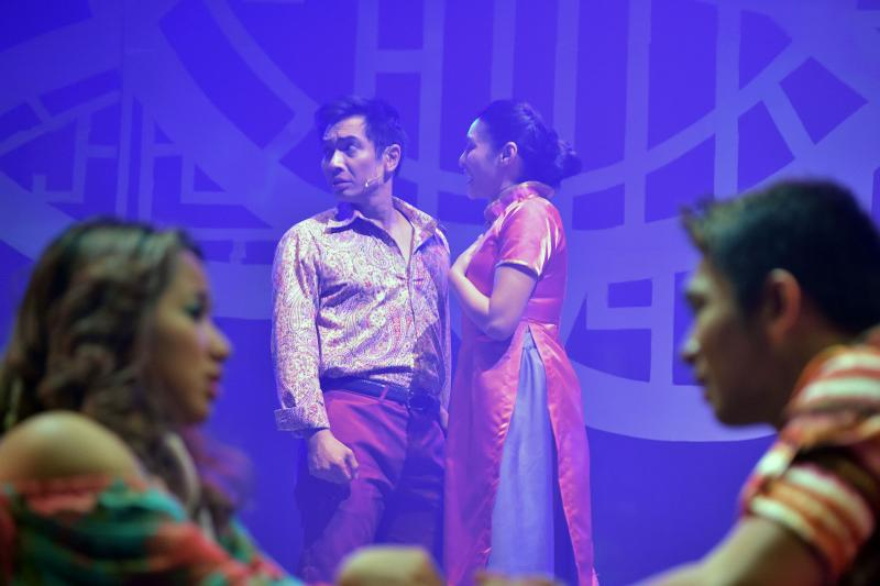 Photo Coverage: BINONDO, The Musical, Plays The Theatre at Solaire, Now Thru July 8