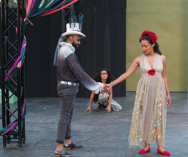 Photo Flash: First Look at Independent Shakespeare Co's A MIDSUMMER NIGHT'S DREAM