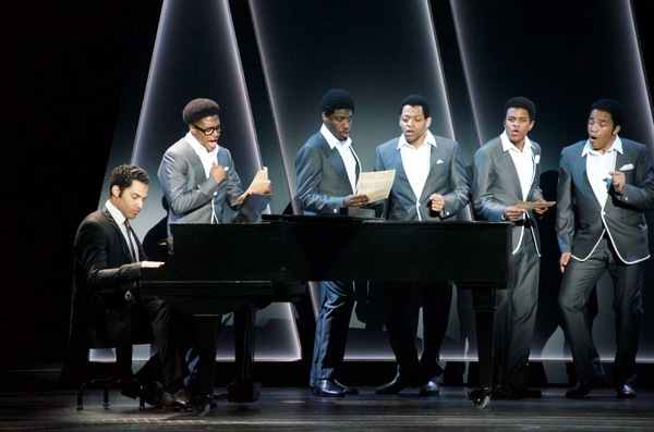 Photo Flash: Get A First Look At AIN'T TOO PROUD at the Kennedy Center