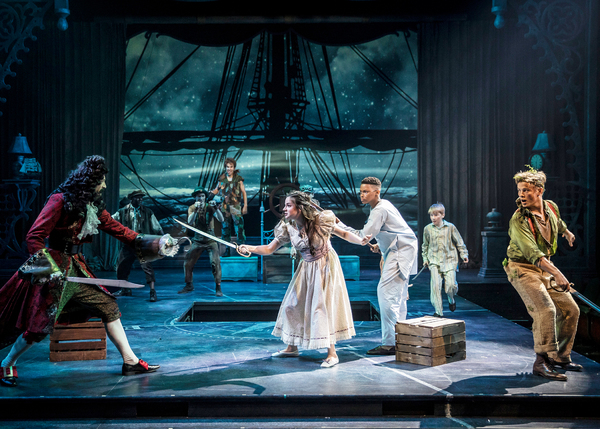 Photo Flash: Chicago Shakespeare Theater Presents PETER PAN – A MUSICAL ADVENTURE