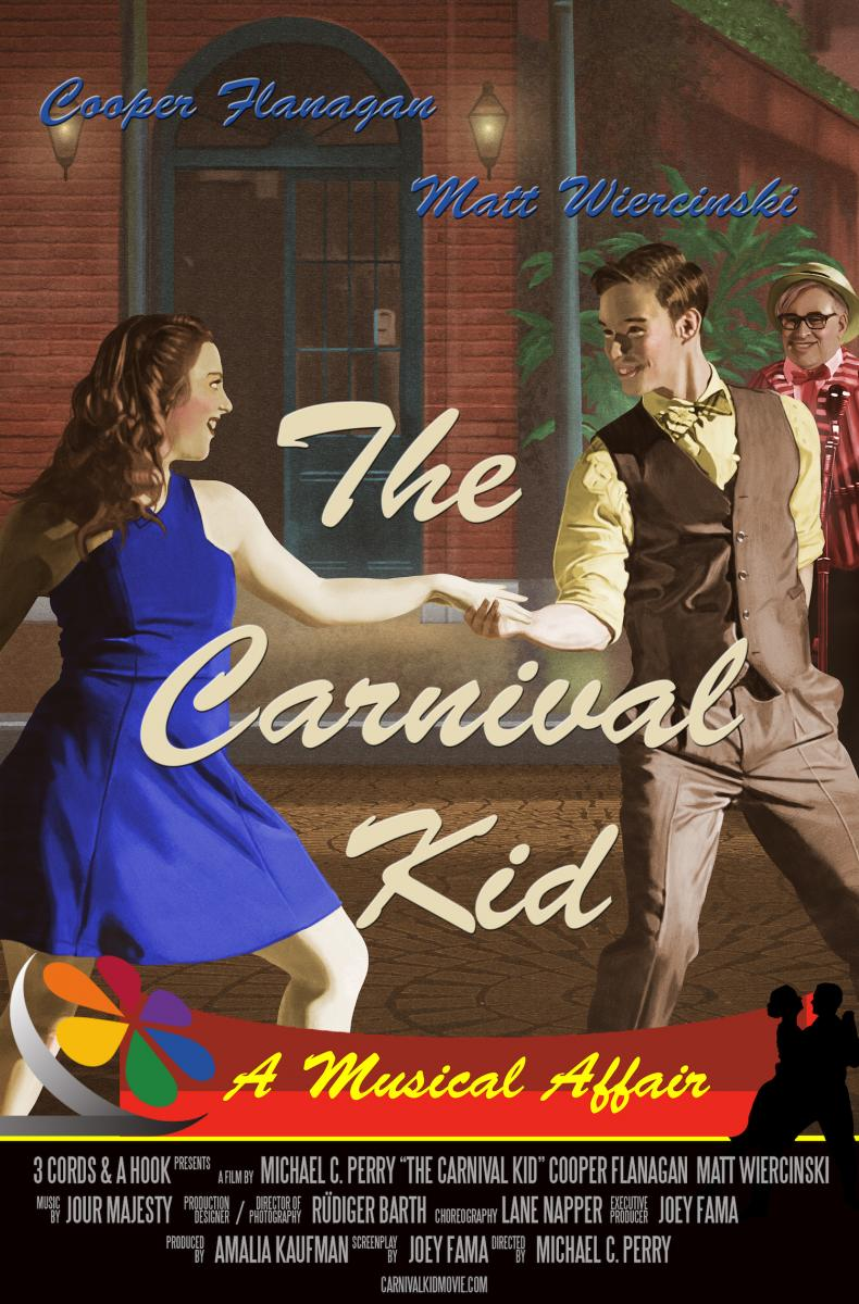 BWW Interview: Writer JOEY FAMA, Choreographer LANE NAPPER, and Director/Musician MICHAEL PERRY of THE CARNIVAL KID