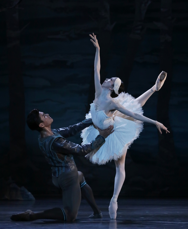 VIDEO: SWAN LAKE Comes To Houston Ballet
