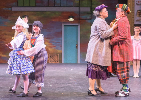 Photo Flash: Let Beck Center Entertain You with GYPSY