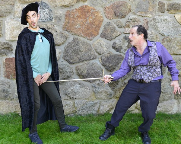 Photos: Gloucester Stage Company Continues its 39th Season with CYRANO