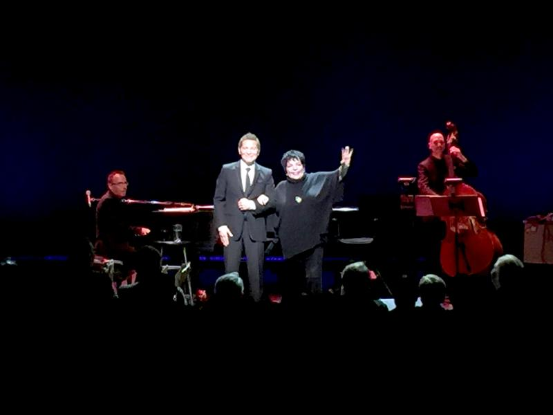 BWW Review: Liza Minnelli and Michael Feinstein Perform Together at OC's Segerstrom Center