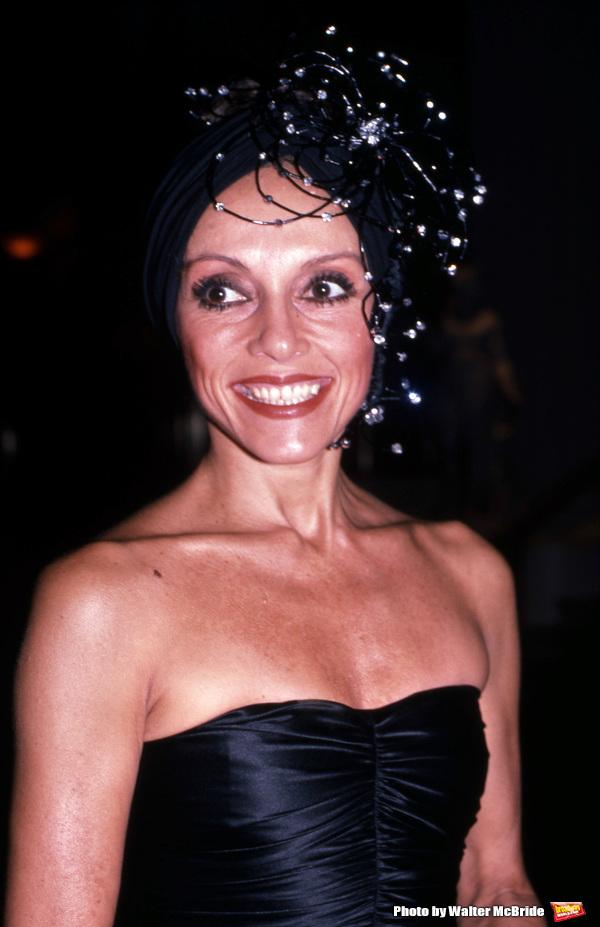 Photo Flash: Remembering Liliane Montevecchi