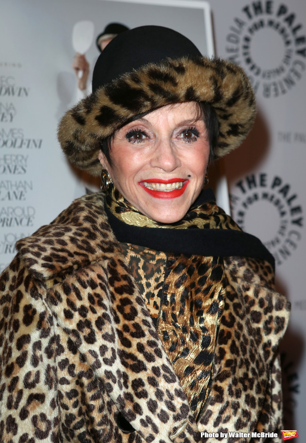 Liliane Montevecchi attends the 'Elaine Stritch: Shoot Me' screening at The Paley Center For Media on February 19, 2014 in New York City.