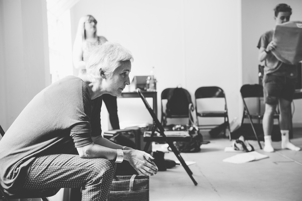 Photo and Video: In Rehearsal With CLOSER THAN EVER at Edinburgh Festival Fringe
