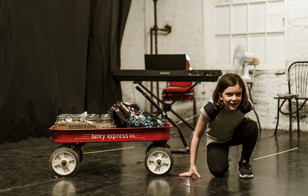BWW Exclusive Preview: THE PREPOSTEROUS PREDICAMENT OF POLLY PEEL at Toronto Fringe