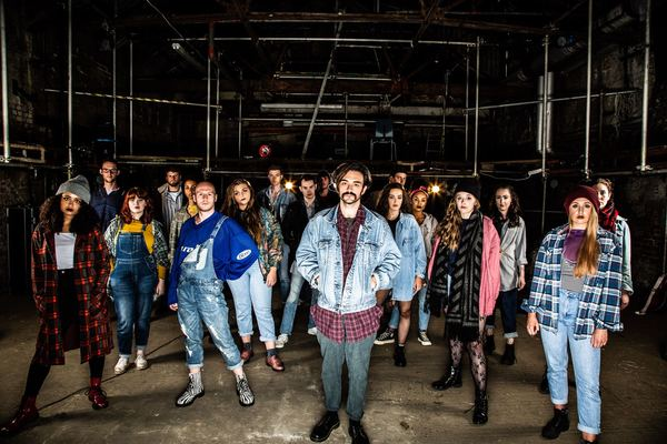 Photos: First Look at the Cast of RENT at the World's Oldest Papermill
