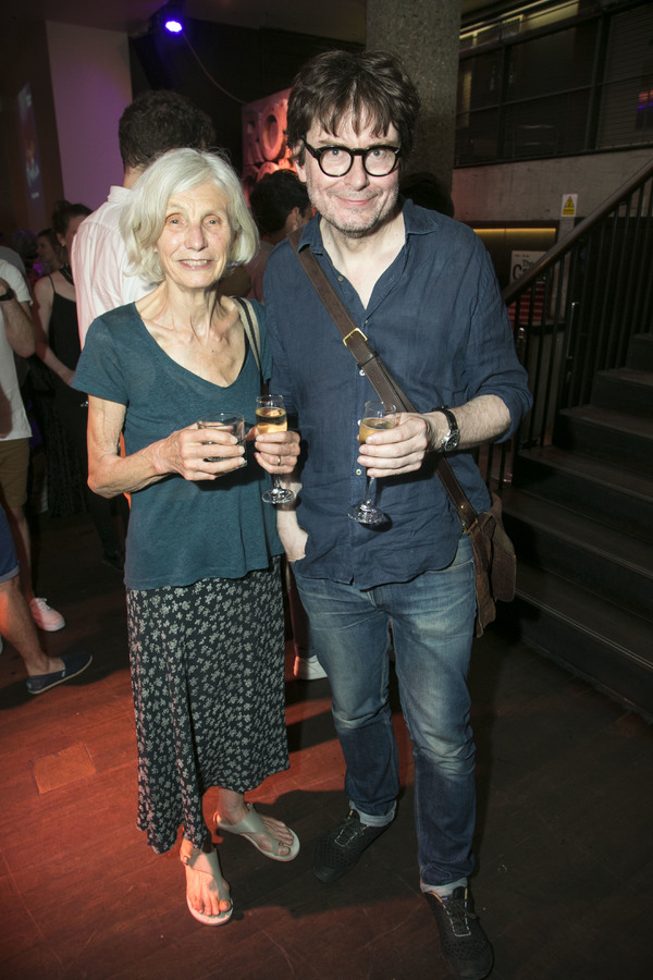 Caryl Churchill and James Macdonald