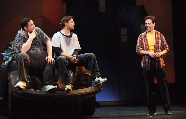 Review Roundup: Critics Weigh In On Pittsburgh CLO's THE FULL MONTY