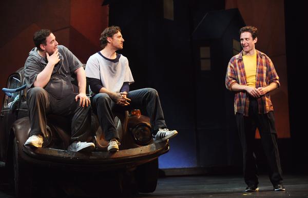 Matt Dewberry, Andy Kelso, Kevin Massey