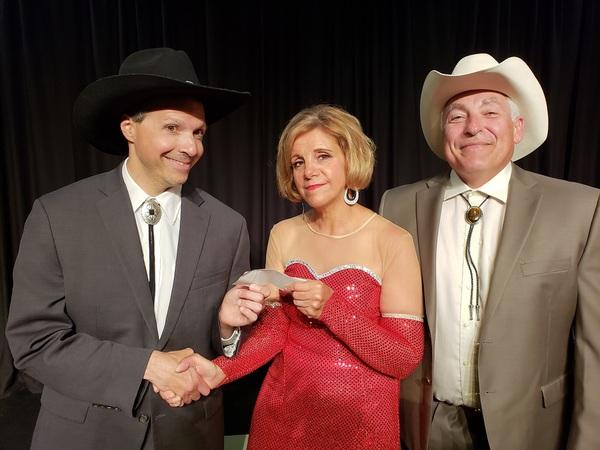 Jonathan Kaplan, Michele Bossie, Ernie Bass