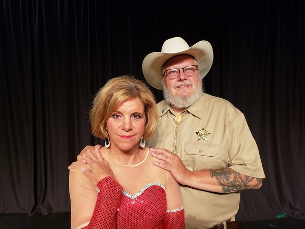 Photo Flash: The Majestic Theatre Presents THE BEST LITTLE WHOREHOUSE IN TEXAS