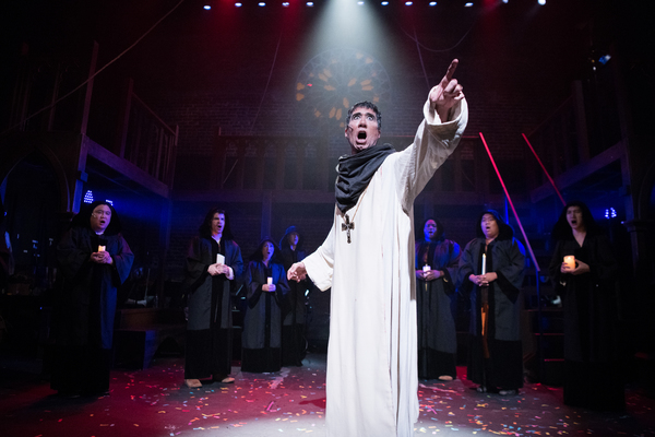 Photo Flash: Bay Area Musicals Presents THE HUNCHBACK OF NOTRE DAME