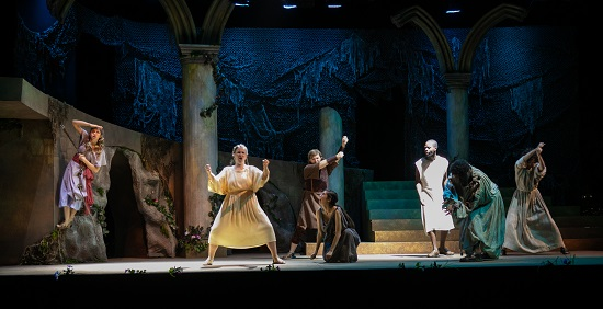 BWW Review: Kingsmen's TWO NOBLE KINSMEN Proves Honor Has Value and Chivalry isn't Dead