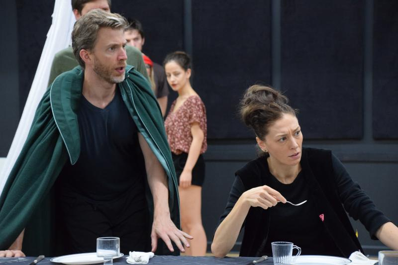 BWW Interview: Benjamin Eakeley in TITUS ANDRONICUS at The Shakespeare Theatre of NJ