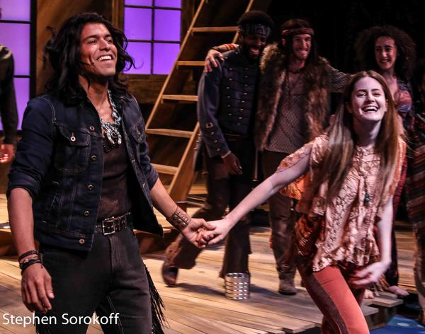Photo Coverage: HAIR Celebrates Opening Night at Berkshire Theatre Group