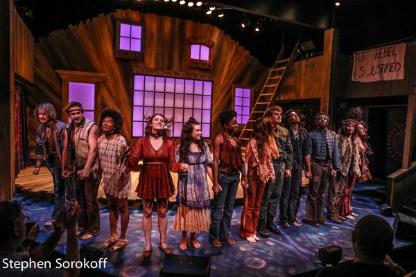Photos: HAIR Celebrates Opening Night at Berkshire Theatre Group