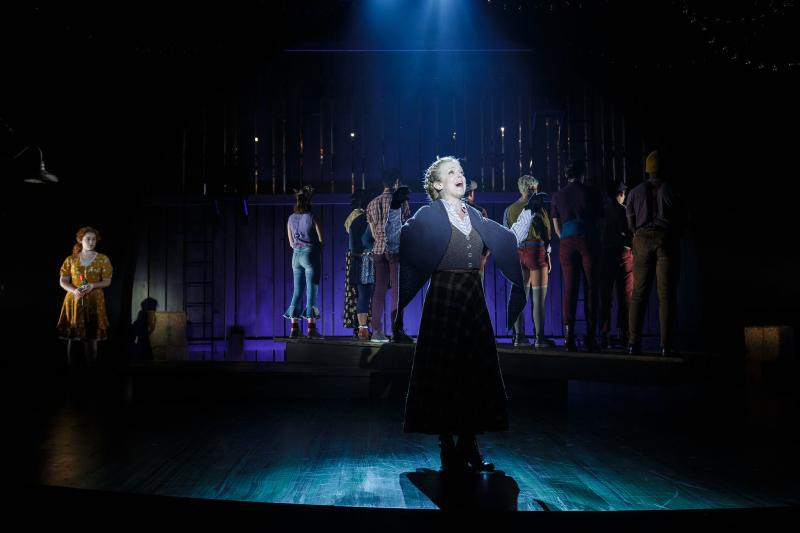 BWW Review: A Bold and Creative ANNE OF GREEN GABLES: A NEW FOLK ROCK MUSICAL Makes History at Merry-Go-Round Playhouse