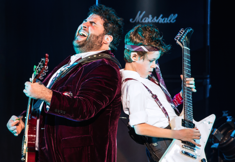 BWW Review: SCHOOL OF ROCK is an easy roll at the Orpheum Theatre