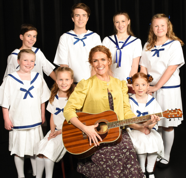 Photo Flash: First Look at the Cast of THE SOUND OF MUSIC in Bankstown