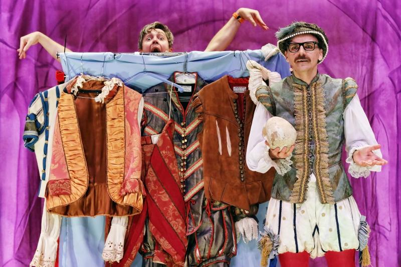 BWW REVIEW: The Listies' Comic Take On Shakespeare THE TRAGEDY OF HAMLET: PRINCE OF SKIDMARK, A BADAPTATION OF THE BARD Returns For The School Holidays