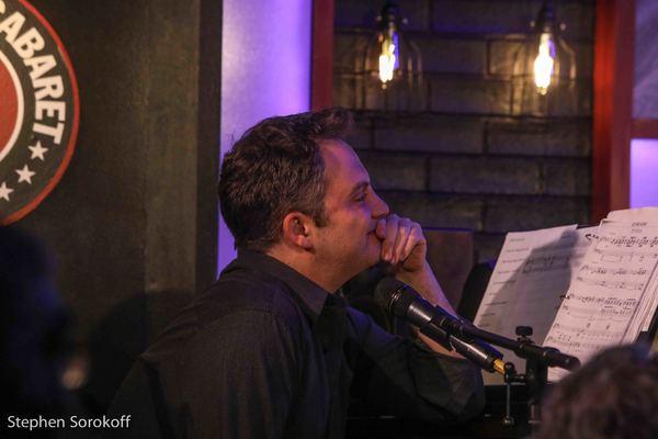 Photo Coverage: Leslie Kritzer Brings HALF JEW, ALL GUILT to Mr. Finn's Cabaret