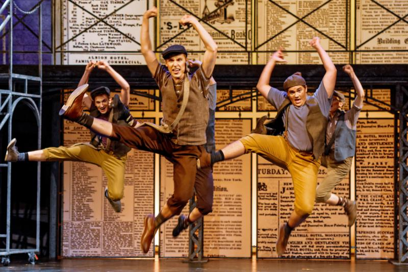 BWW Review: NEWSIES at White Theatre