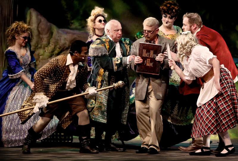 BWW Review: INTO THE WOODS at Theatre In The Park