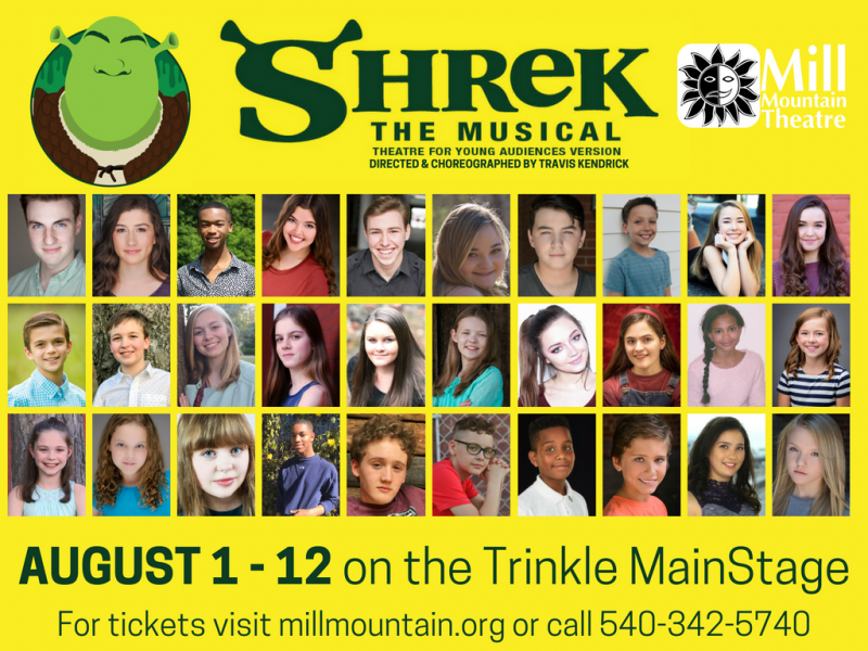 BWW Feature: SHREK THE MUSICAL TYA at Mill Mountain Theatre