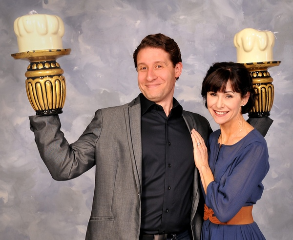 Photo Flash: First Look at Susan Egan Led BEAUTY AND THE BEAST