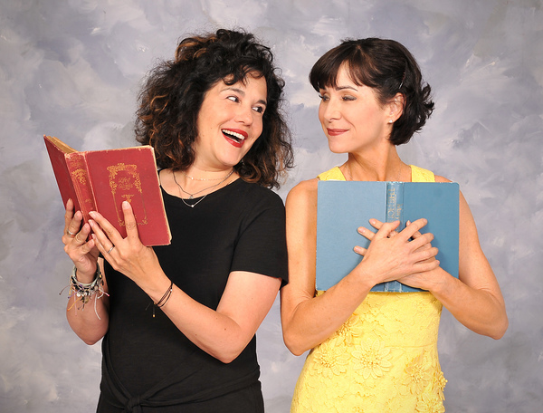 Director Yvette Lawrence and Susan Egan