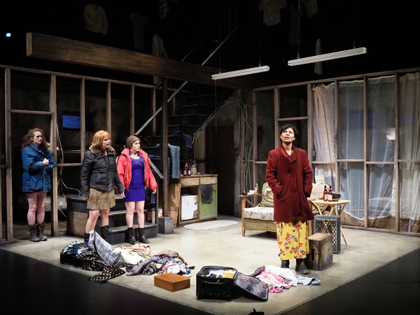 Photo Flash: First Look at QUEENS At La Jolla Playhouse