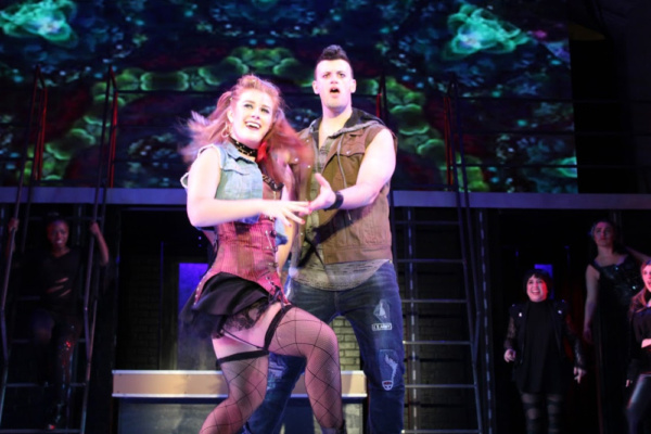 Photo Flash: Notheastern Regional Premiere Of WE WILL ROCK YOU At Smithtown Performing Arts Center
