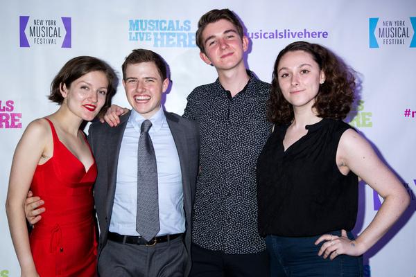 Photo Coverage: NYMF Celebrates 15th Annual Opening Night!