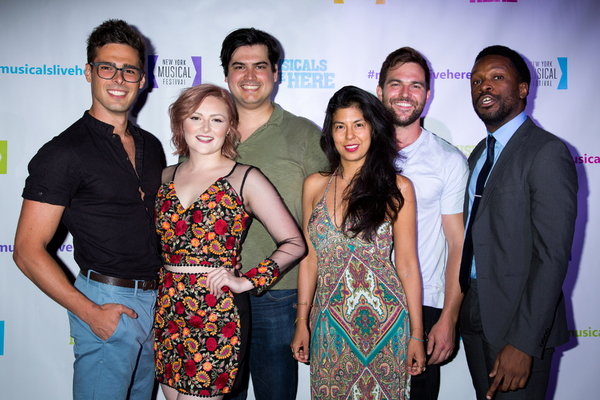 Photo Coverage: NYMF Celebrates 15th Annual Opening Night!