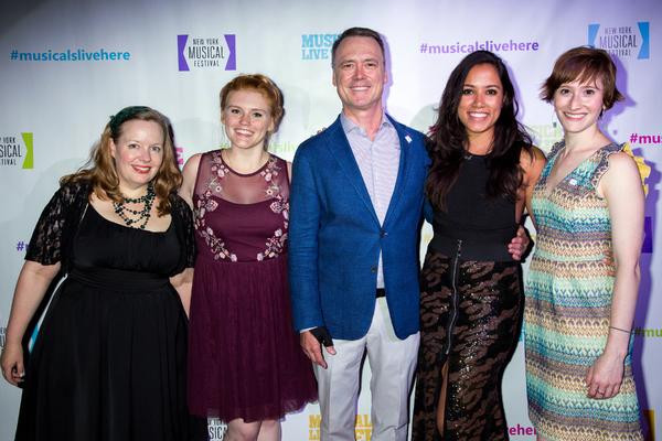 Carrie Dubois-Shaw, Emma Osmundson, Dan Markley, Beatriz Westby, Rachel Sussman Photo