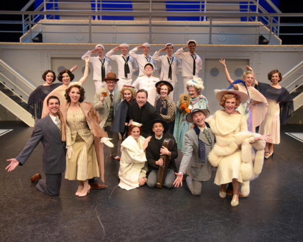 Photo Flash: WBT Presents ANYTHING GOES